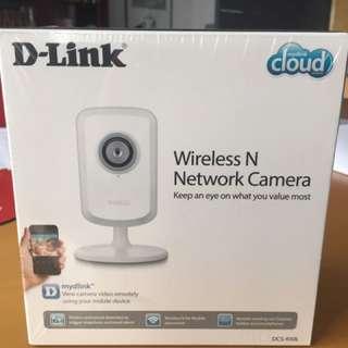 NEW Wireless network camera