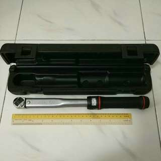 Mint Norbar 100 Professional Torque Wrench, Model: 11130. Made in England