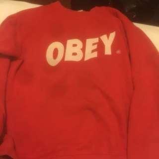 Obey sweatshirt