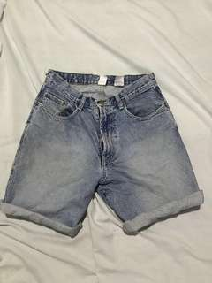 Lucky Brand Vintage Maong Shorts