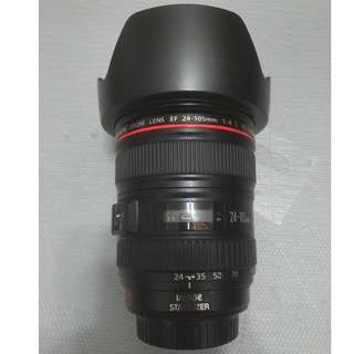 Canon 24-105MM F4 IS USM (水)