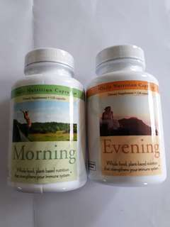E.Excel DNP  Daily Nutrition Pack