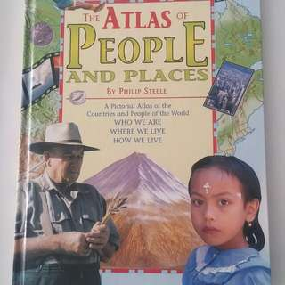 March School holiday : The Atlas of People and Places