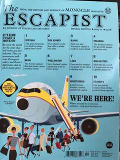The Escapist - Monocle Special Edition
