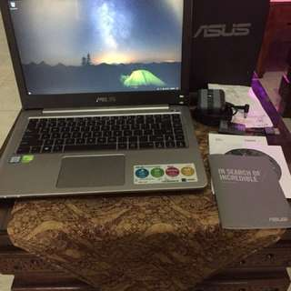 Laptop Asus K401UQ (Limited Edition)