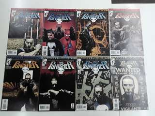 Punisher (2001 6th Series) Comics Set