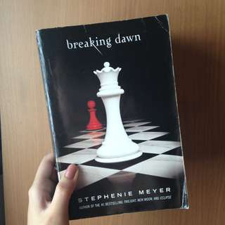 Breaking Dawn: Twilight Saga | Stephanie Meyer