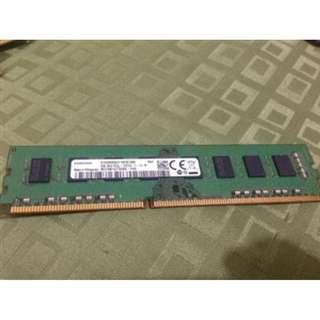 Samsung 8GB DDR3 1600 Desktop RAM