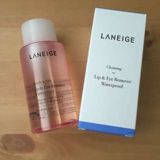 Laneige Lip & Eye Remover Waterproof