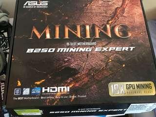 Asus 華碩 Mining Expert 全新行貨主機板