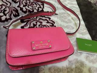 Authentic katespade crossbody