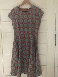 Dress Vintage Minimal