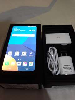 LG Q6 Bnew from Globe