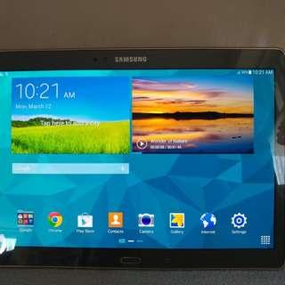 Samsung Tab S. SM-T807T LTE