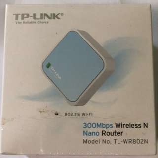 TP-Link Wireless nano router