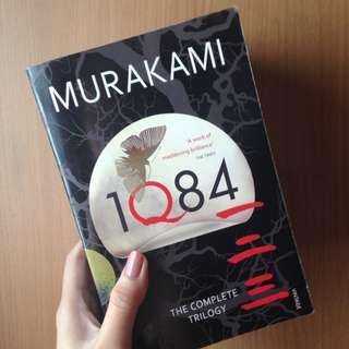 1Q84 | Haruki Murakami