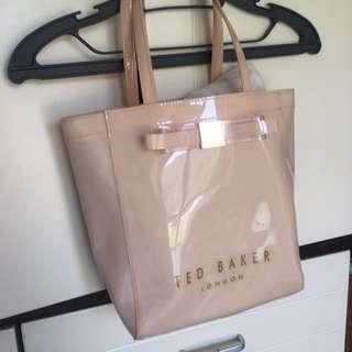 Ted Baker Shopper Bag (Small/ Pink)