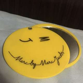 Authentic Marc by Marc Jacobs Sliding Compact Mirror