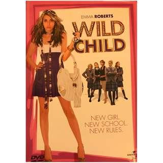 DVD - WILD CHILD