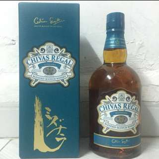 Chivas Regal Mizunara(70cl)