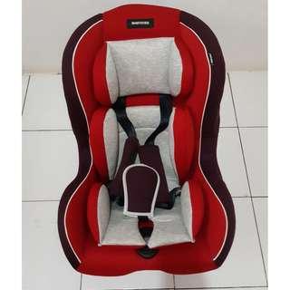 Baby Car Seat Babydoes CH303 Group 0+ dan 1 (0 - 18kg) Red (HANYA 4 KALI PAKAI)