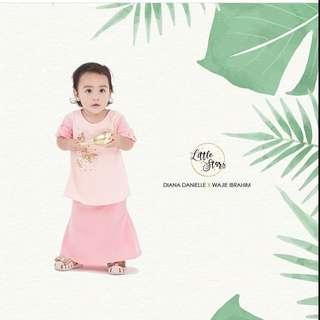 Littlestars Diana Daniella X Wajie ibrahim