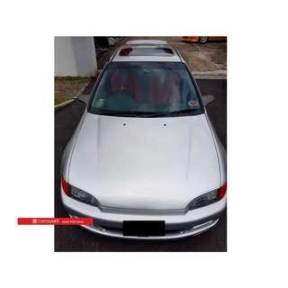 Honda Civic VTI EG6 (COE till 12/2020)
