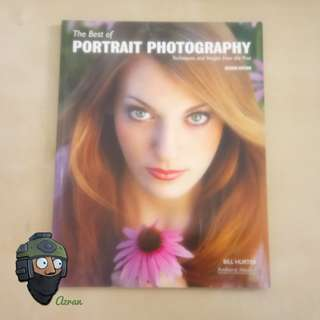 The Best Of Portrait Photography Book