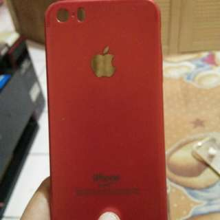 Case iphone 5s red #UBL2018