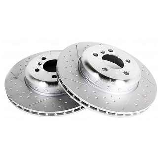 BMW performance dsic rotor