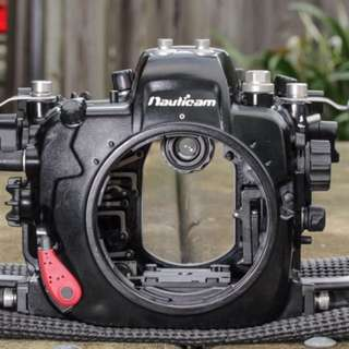 Nauticam NA-D800 housing for Nikon D800