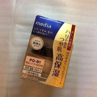 原價264|媚點 粉嫩保濕礦物粉底霜 #有超取最好買