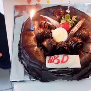 kue ulangtahun #FISIPUNIS
