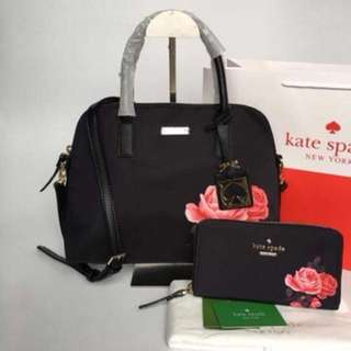 KATE SPADE, bag & wallet