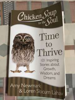 Book: Chicken Soup for the Soul
