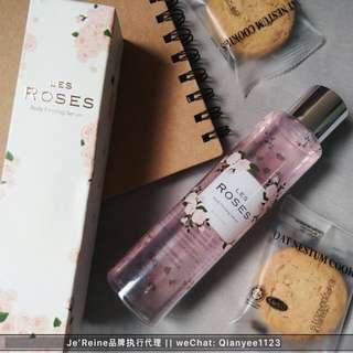 Les Roses Body Firming Serum