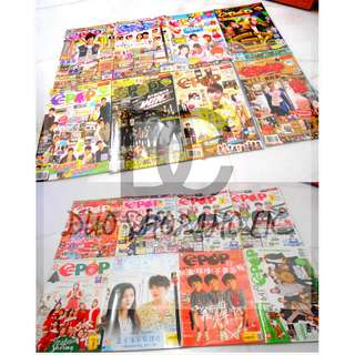 [EPOP CHINESE MAGAZINES - NO POSTERS AVAILABLE]