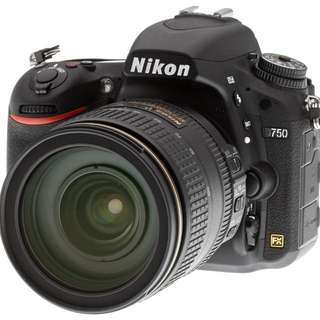 [ R E N T A L ] Nikon D750