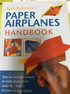 Paper Airplanes Handbook