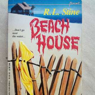 R.L. Stine: Beach House