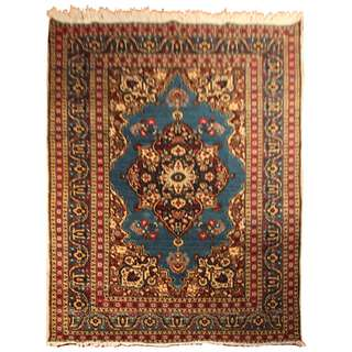 SAMEYEH LOT NO 16317 TABRIZ FROM N.W.PERSIA 184 X 131 CM