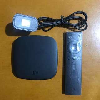 小米盒子 遙控火牛HDMI線全包