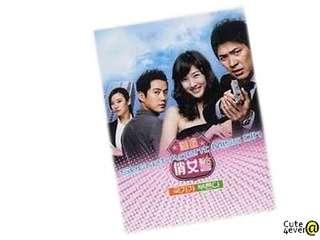 KOREAN DRAMA DVD BOXSET: SECRET AGENT MISS OH 糊塗俏女警
