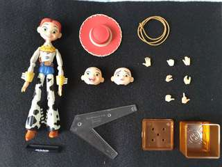 Revoltech Jessie from Toy Story