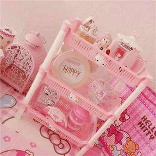 Hello Kitty 3-layer Organizer