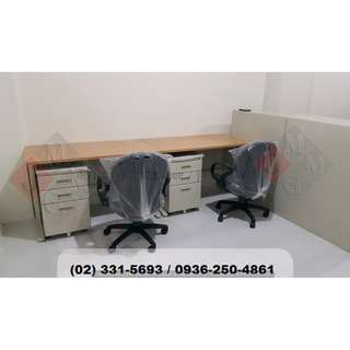 Simple Cheap Office Tables-Chairs-Cabinet* Office Partition