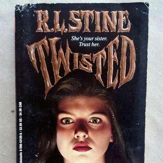 R.L. Stine: Twisted