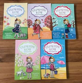Clementine Rose 1-5