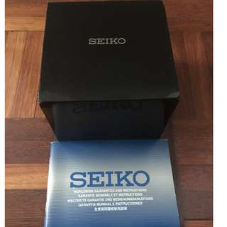 Seiko SKX007J Diver's 200m watch for sale