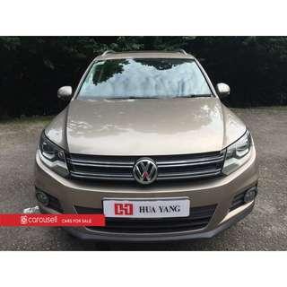Volkswagen Tiguan Sport 2.0A TSI